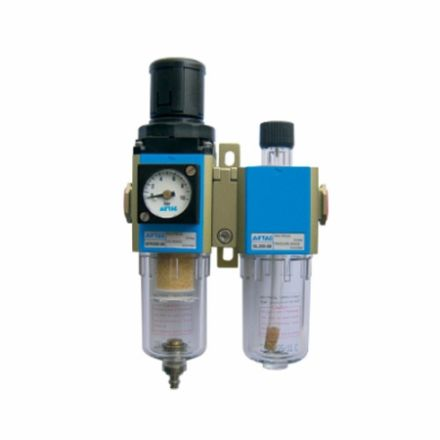 Airtac GFC 200 Series Stacked FRL ( 2 Unit ) Combination